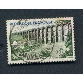 Timbre France année 1960 oblitéré n°1240
