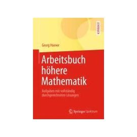 Hoever, G: Arbeitsbuch höhere Mathematik