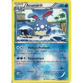 Azumarill HOLO 100pv 104//160 XY Primo Choc Carte Pokemon Rare neuve fr