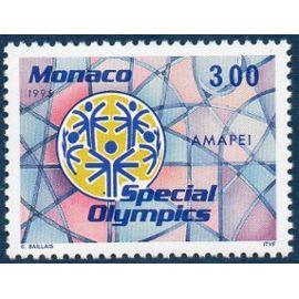Jeux olympiques des Handicapés à New Haven(E.U)