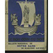 Le Bon Coin Du Bois Bulletin Paroissial De Notre Dame De Boulogne Sur Seine Juin 1936