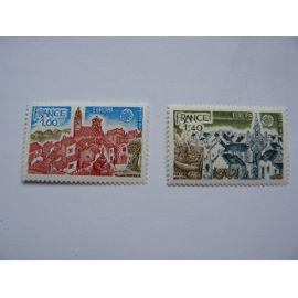 Timbres Europa de 1977 N° 1928-1929 neuf ++