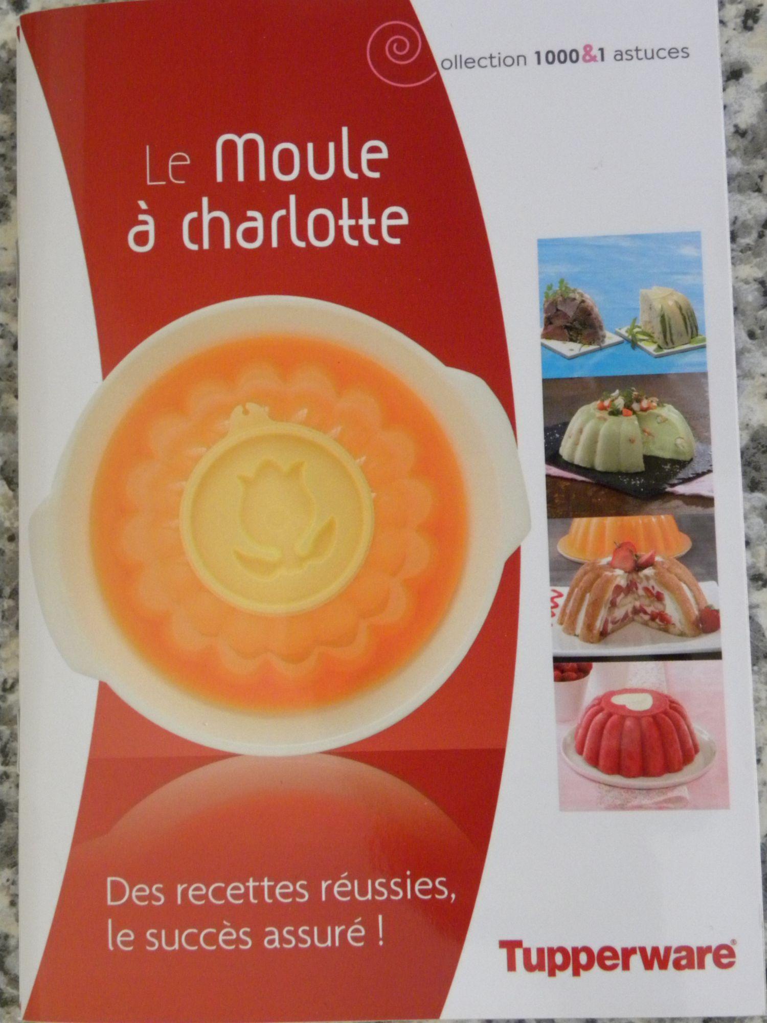 Tupperware Le Moule A Charlotte Cuisine Rakuten