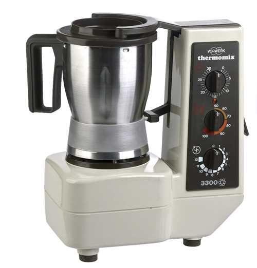 Vorwerk Thermomix 3300 Robot De Cuisine Cuiseur Mixeur