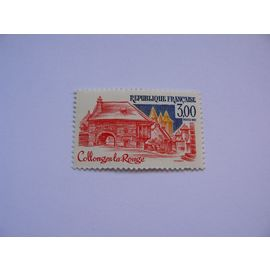 Timbre Collonges-la-Rouge N° 2196 neuf ++