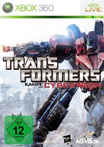 Transformers: Kampf Um Cybertron [Import Allemand] [Jeu Xbox 360]