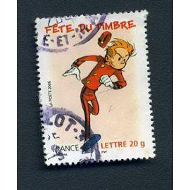Timbre Franbce n°3877 oblitéré année 2006