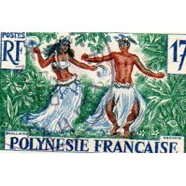 POLYNESIE :  N°10