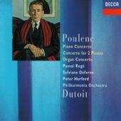 Concertos Pour Piano, Concertos Pour 2 Pianos Rogé & Dufrene, Pianos
