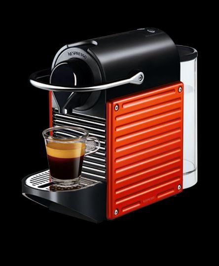 Krups Nespresso Pixie YY1203FD - Machine à café - 19 bar - bleu indigo