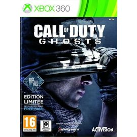 Call Of Duty Ghosts Free Fall Limited Edition