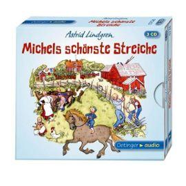 Michels schönste Streiche (3 CD) - Astrid Lindgren