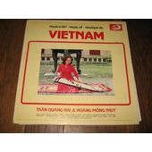 Vietnam Musique   (( Pressage Italie