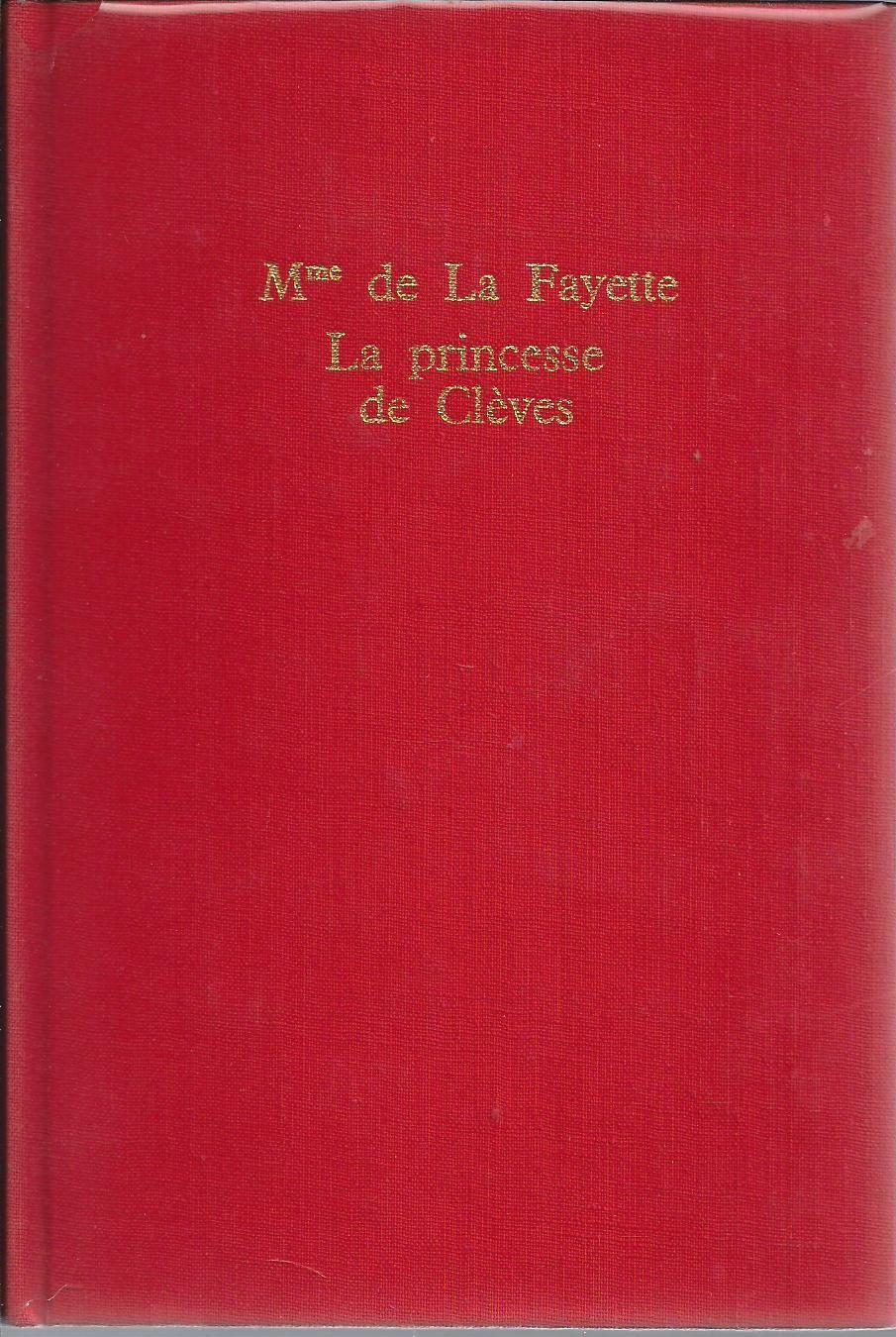 La princesse de Clèves - Le livre de Poche