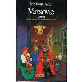 Varsovie - Asch, Schalom