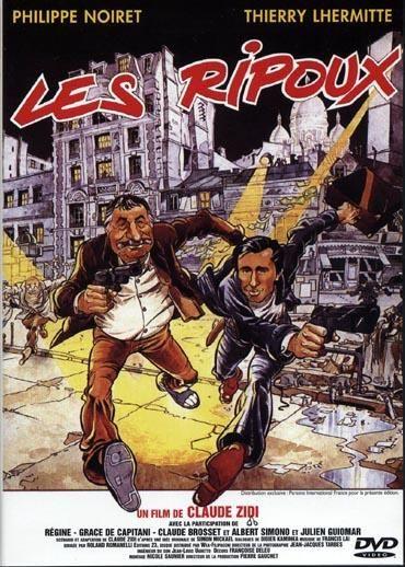 Dvd Les Ripoux en vente sur la boutique Rakuten de Michael Lefevre