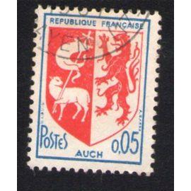France 1966 Oblitéré rond Used Stamp Armoiries des villes Blason d