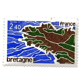 Timbre de la région Bretagne N° 1917 neuf ++