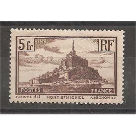 260 (1929) Mont Saint-Michel N* (côte 25e) (1589)