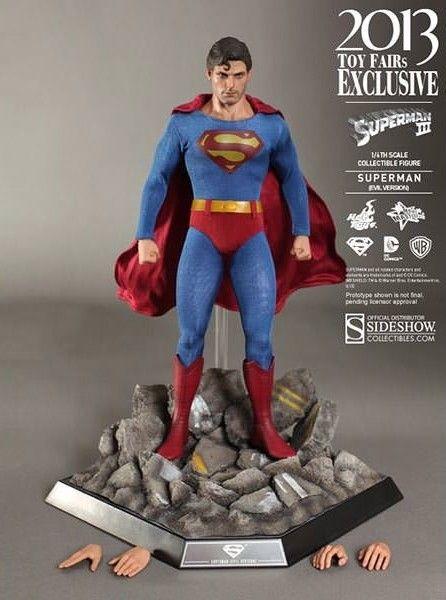 """Superman Justice League DC Comics Action Figure 6/"""" Bleu cape rouge neuf en boîte"""