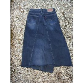 grossiste af3cf f46db Jupe jean Levi's 690 taille XS
