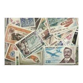 Lot de 50 timbres de Monaco tous différents