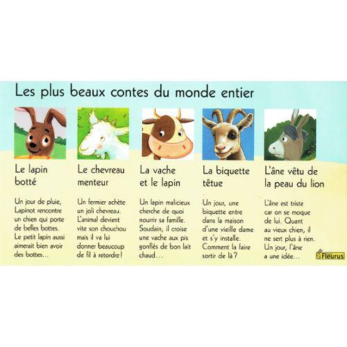 Mille Et Une Histoires N 162 La Ferme La Vache Et Le Lapin Rakuten