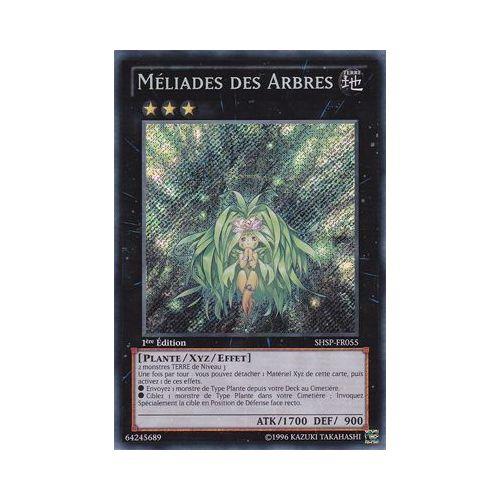 Méliades Des Arbres SHSP-FR055 1st Yu-Gi-Oh
