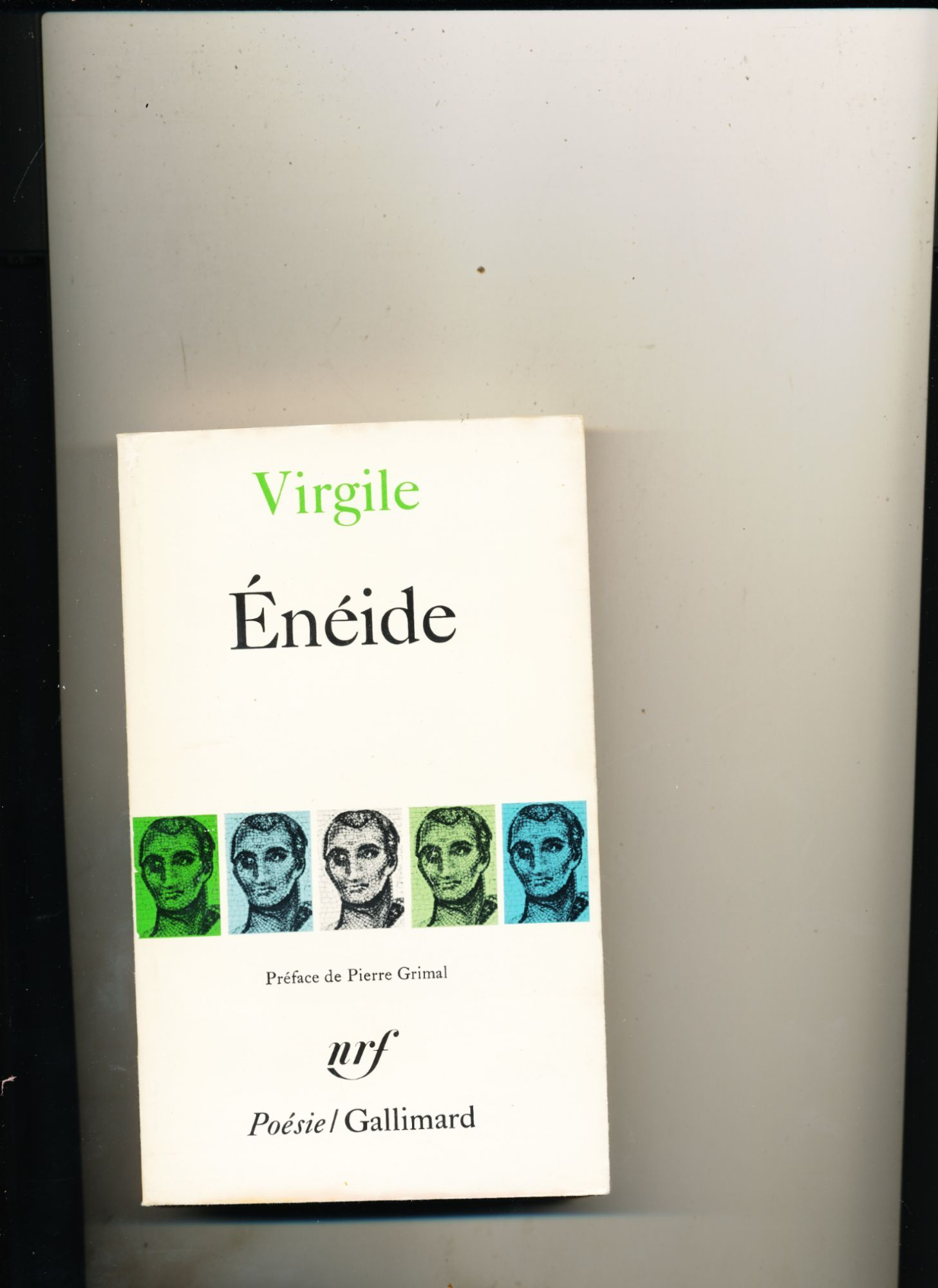 Eneide - Gallimard