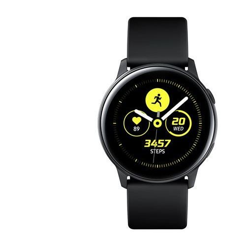 Montre Connectée Samsung Galaxy Watch Active Sm R500 Noir