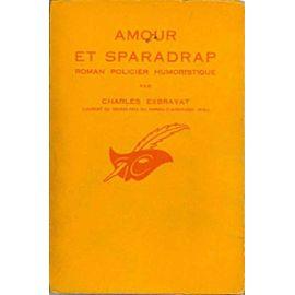 Amour-Et-Sparadrap-Amour-Et-Sparadrap-Livre-835489391_ML