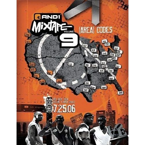 and1 mixtape vol 9 area codes