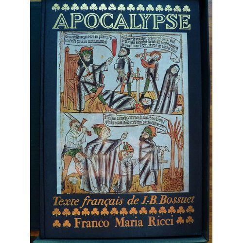 Apocalypse Xylographique Ive Edition Ad 5 22 Biblioteca Estense De Modene