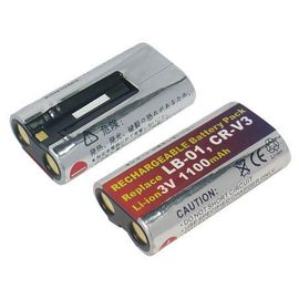rv3 Bateria para kodak cr-v3 lb-01 lb01 sbp-1103 recargable crv3 cr-v3p