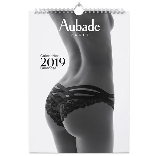 free delivery clearance prices speical offer CALENDRIER AUBADE LINGERIE 2019   Rakuten