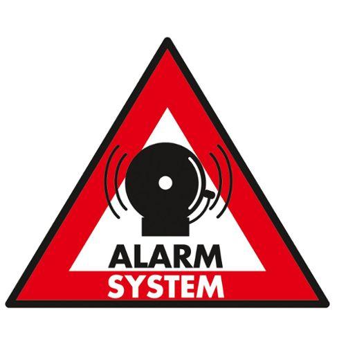 Autocollant Alarme Pas Cher Ou Doccasion Sur Rakuten