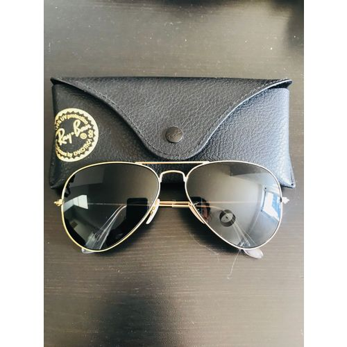 lunette soleil ray ban aviator homme