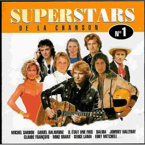 superstars de la chanson - vol. 1