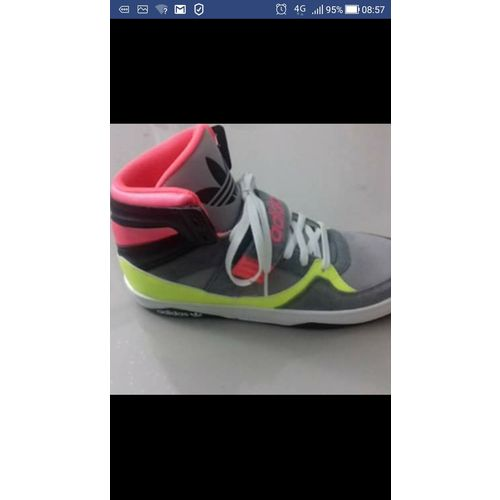 Basket adidas fille pas cher ou d'occasion sur Rakuten