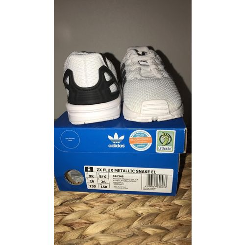 vente chaude en ligne 1a15a 781ba Baskets Adidas ZX Flux pour Garçon Achat, Vente Neuf & d ...