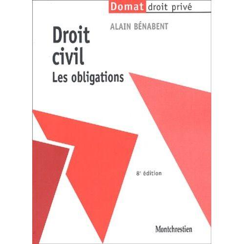 droit civil des obligations