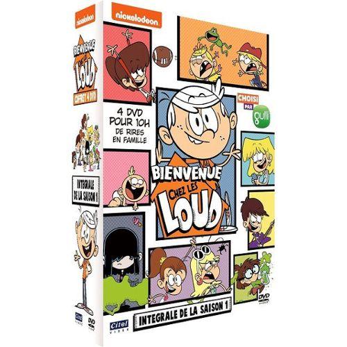 Bienvenue Chez Les Loud Integrale De La Saison 1 Rakuten