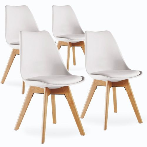 cher Rakuten blanc chaise sur pas d'occasion ou Yb7gyIf6v