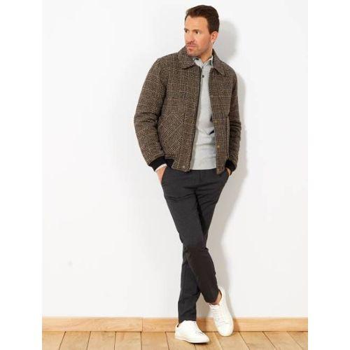 assez bon marché gamme exclusive magasin d'usine Blouson Homme Kiabi Achat, Vente Neuf & d'Occasion- Rakuten