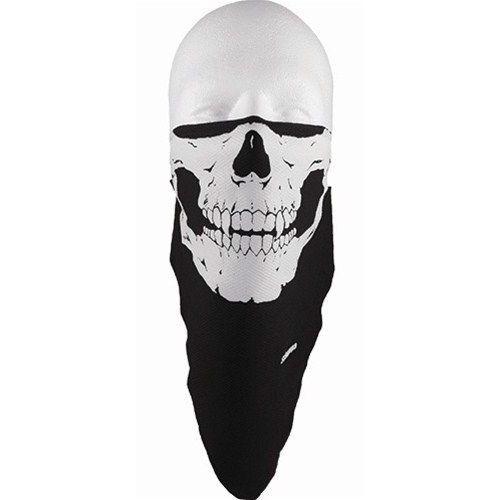 tête de mort et roses tour de cou cagoule,masque paintball moto ski airsoft