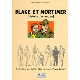 Blake et Mortimer [histoire d'un retour]