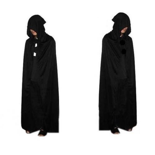 le plus en vogue vente en ligne comparer les prix Déguisement complet cape + capuche noir Dark Vador adulte Star Wars