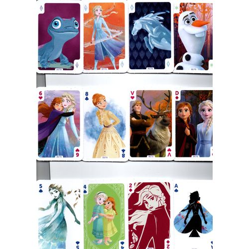 Album La Reine Des Neiges II Disney Carrefour neuf sans images