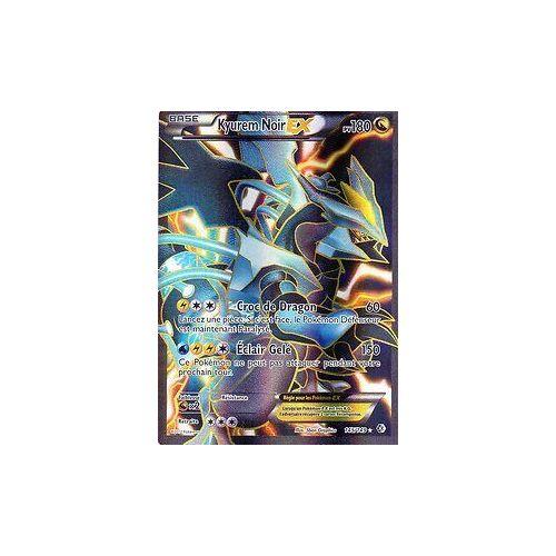 Carte Pokemon Kyurem Noir Ex 145 149 Rakuten