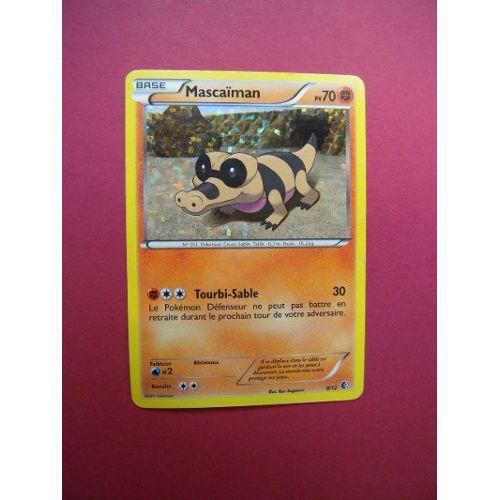 SL01:Soleil et Lune Carte Pokemon Neuve Française Mascaïman 83//149
